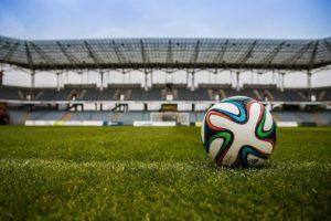 Football, Boule, Stade, Jeu, Le Sport, Sur Le Terrain